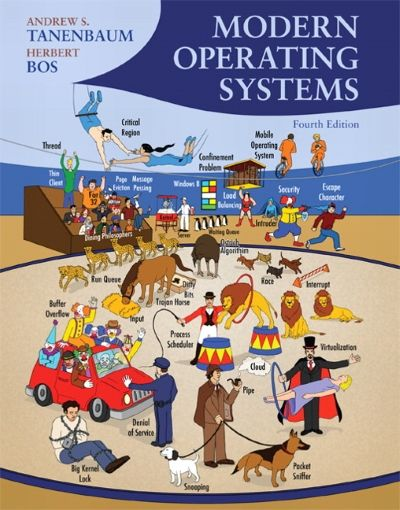 tanenbaum modern operating systems